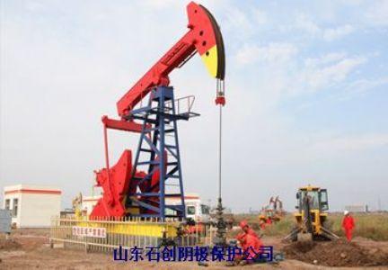 油井套管外加电流阴极保护系统