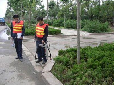 管道防腐层检测与修复工程